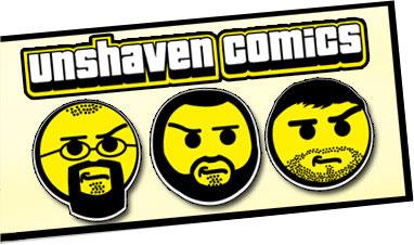 unshaven-comics-logo
