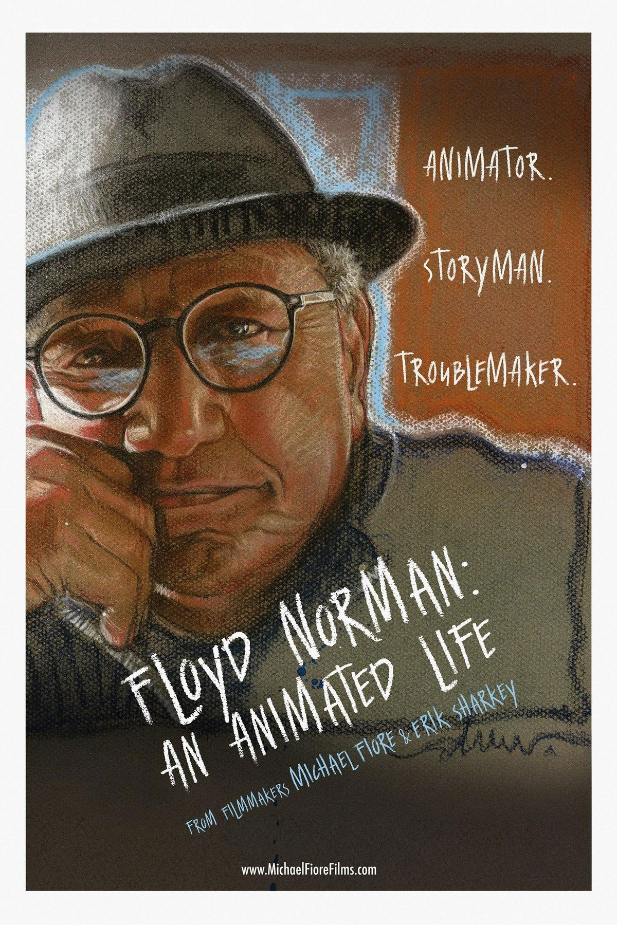 floyd-norman-an-animated-life-poster